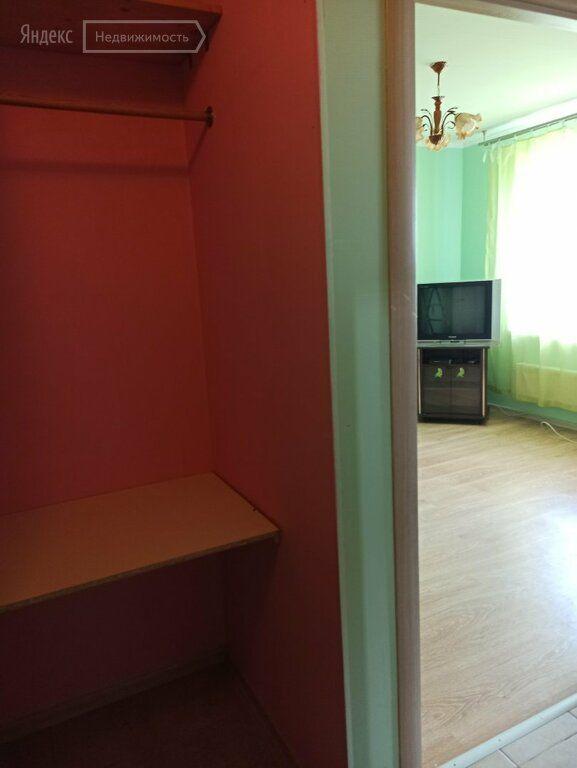 Аренда однокомнатной квартиры село Верзилово, Мещерская улица, цена 10000 рублей, 2021 год объявление №1278615 на megabaz.ru