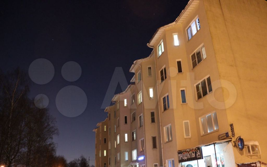 Продажа однокомнатной квартиры поселок совхоза Останкино, Дорожная улица 13, цена 4500000 рублей, 2021 год объявление №569056 на megabaz.ru