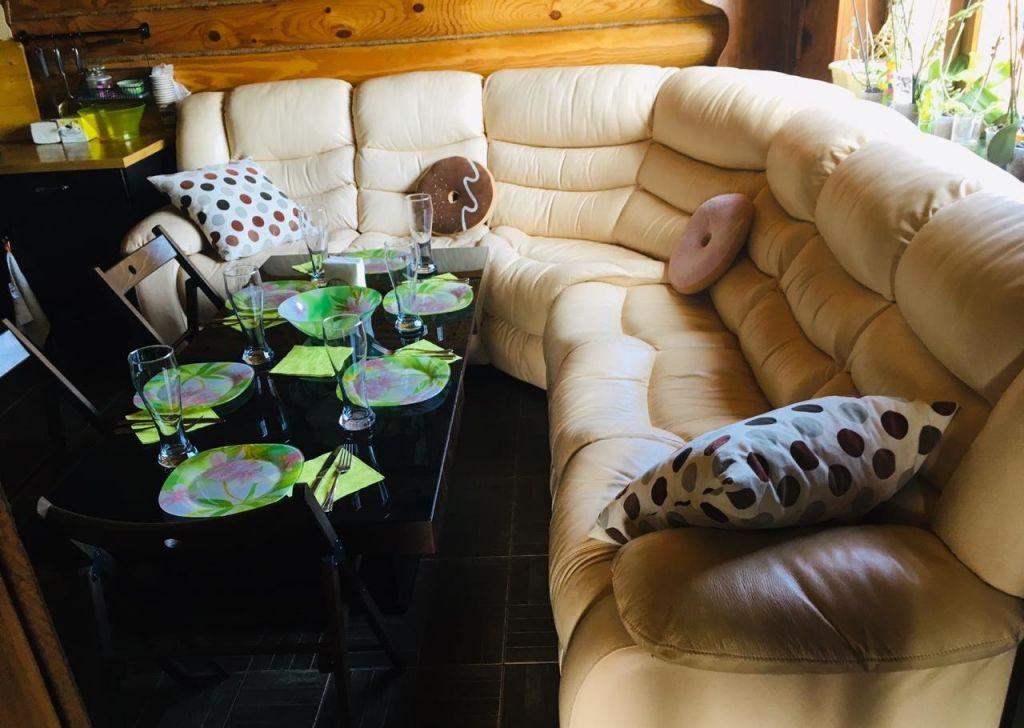 Аренда дома поселок Вешки, улица 7-я Линия, цена 10000 рублей, 2021 год объявление №1021021 на megabaz.ru