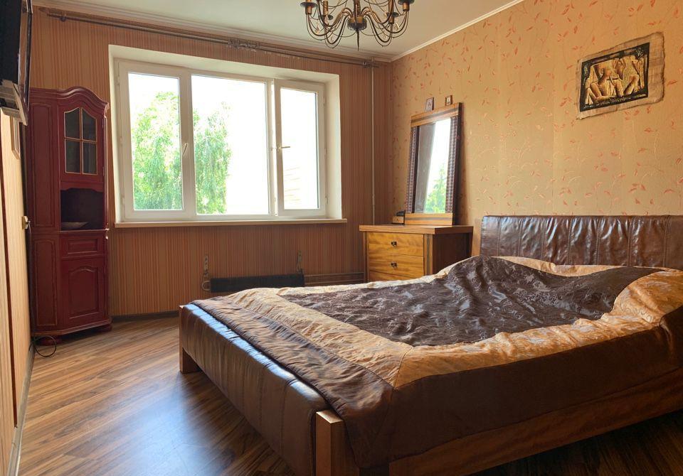 Продажа трёхкомнатной квартиры поселок ВНИИССОК, Берёзовая улица 2, цена 7399000 рублей, 2020 год объявление №440216 на megabaz.ru