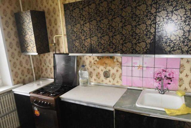 Продажа двухкомнатной квартиры село Конобеево, улица Учхоз 11, цена 2300000 рублей, 2021 год объявление №524943 на megabaz.ru