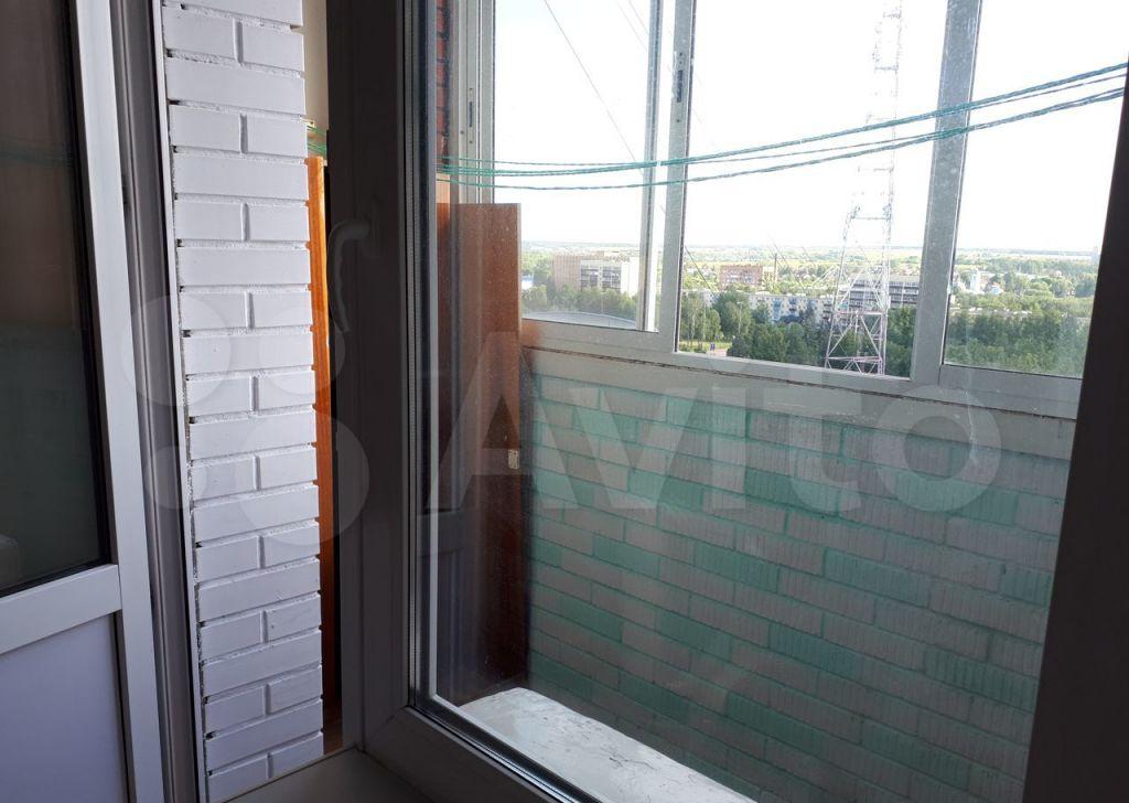 Аренда однокомнатной квартиры Воскресенск, улица Победы 28Б, цена 22000 рублей, 2021 год объявление №1367330 на megabaz.ru