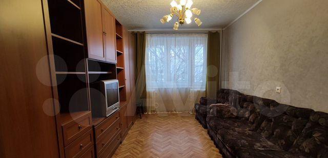 Аренда трёхкомнатной квартиры Электросталь, Западная улица 10А, цена 29000 рублей, 2021 год объявление №1351270 на megabaz.ru