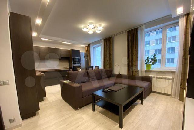 Продажа двухкомнатной квартиры Москва, метро Беговая, Хорошёвское шоссе 12к1, цена 22900000 рублей, 2021 год объявление №558007 на megabaz.ru