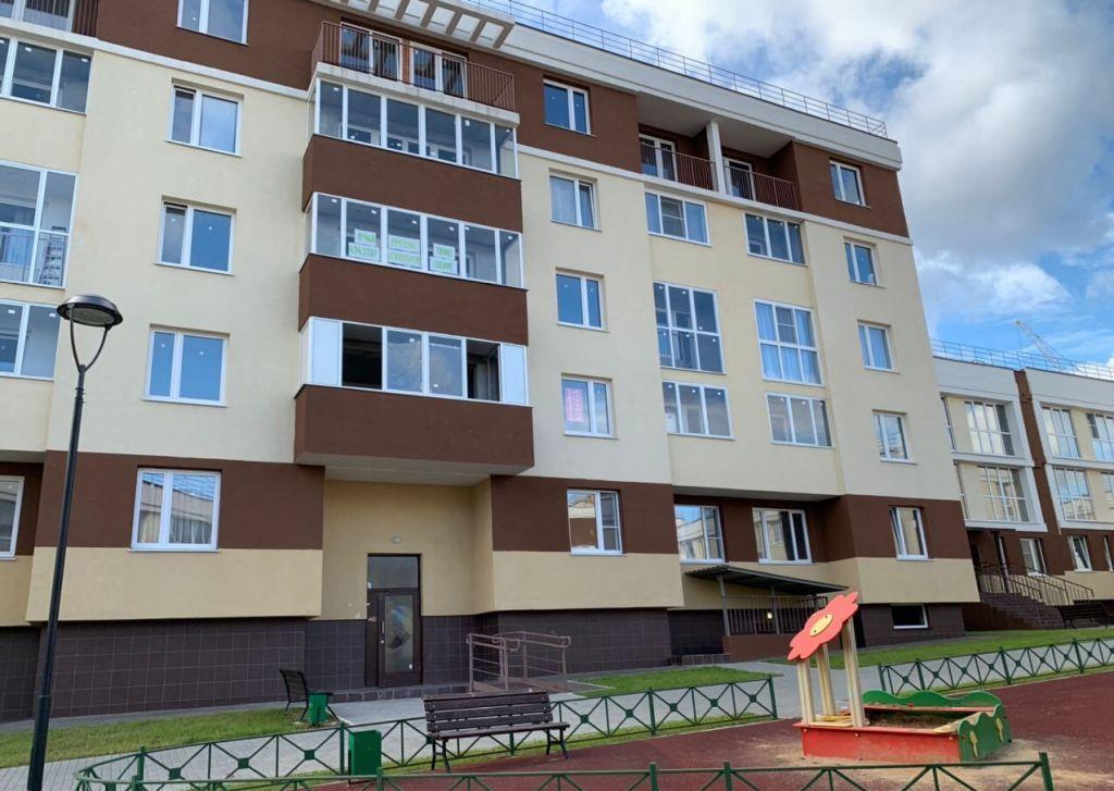 Продажа двухкомнатной квартиры рабочий посёлок Нахабино, Покровская улица 5к1, цена 6850000 рублей, 2021 год объявление №483556 на megabaz.ru