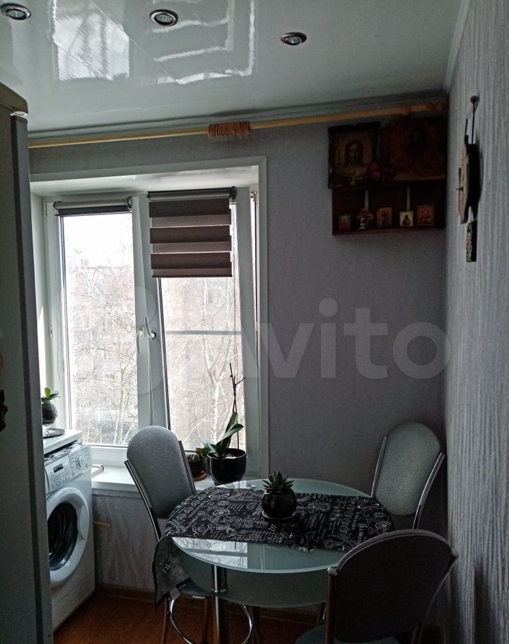 Продажа трёхкомнатной квартиры посёлок Дружба, Первомайская улица 6, цена 4900000 рублей, 2021 год объявление №674823 на megabaz.ru