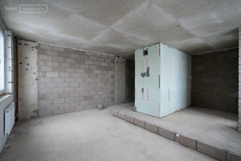 Продажа однокомнатной квартиры рабочий поселок Новоивановское, цена 6650000 рублей, 2021 год объявление №553345 на megabaz.ru