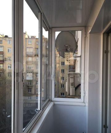 Продажа двухкомнатной квартиры Москва, метро Шаболовская, Ленинский проспект 7, цена 20000000 рублей, 2021 год объявление №540482 на megabaz.ru