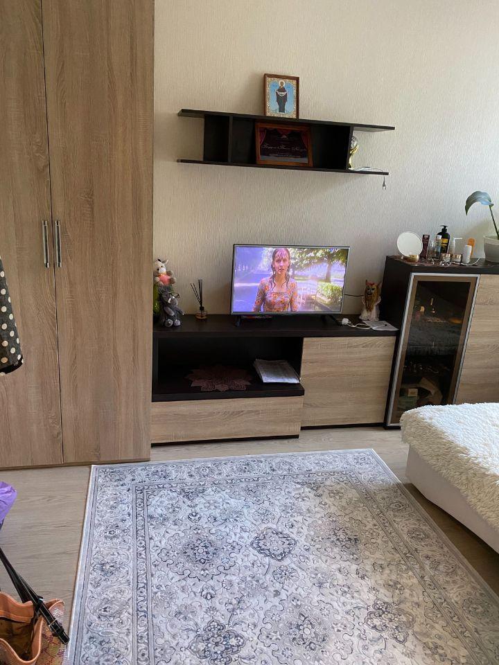Продажа однокомнатной квартиры деревня Бородино, метро Аннино, Варшавское шоссе 79, цена 2700000 рублей, 2021 год объявление №644885 на megabaz.ru