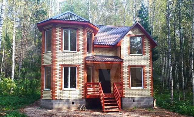 Продажа дома деревня Семенково, цена 3650000 рублей, 2021 год объявление №540435 на megabaz.ru