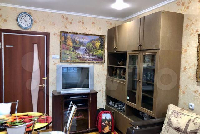 Продажа двухкомнатной квартиры Лыткарино, Советская улица 7, цена 4500000 рублей, 2021 год объявление №540391 на megabaz.ru