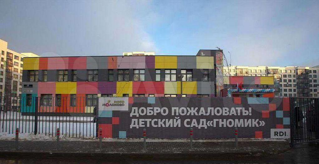 Аренда однокомнатной квартиры село Молоково, Ново-Молоковский бульвар 6, цена 25000 рублей, 2021 год объявление №1386325 на megabaz.ru
