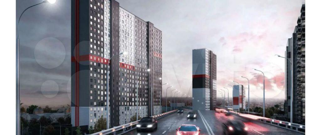 Продажа студии Реутов, метро Новокосино, цена 4350000 рублей, 2021 год объявление №619593 на megabaz.ru