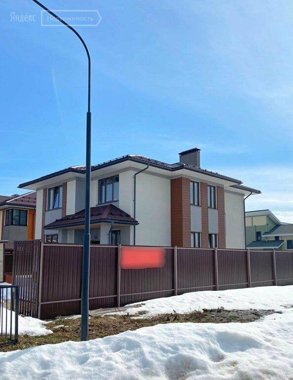 Продажа дома деревня Першино, Западная улица, цена 15800000 рублей, 2021 год объявление №597463 на megabaz.ru