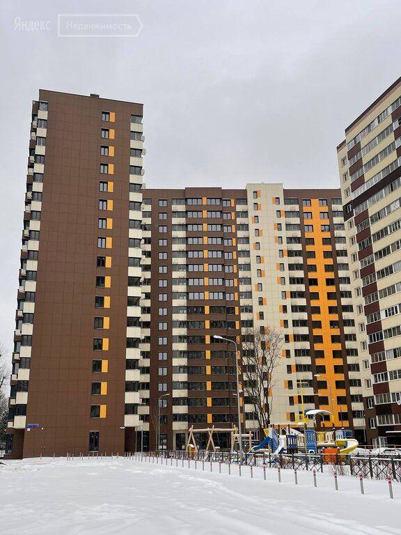 Продажа однокомнатной квартиры Химки, Железнодорожная улица 33к1, цена 5340000 рублей, 2021 год объявление №582263 на megabaz.ru