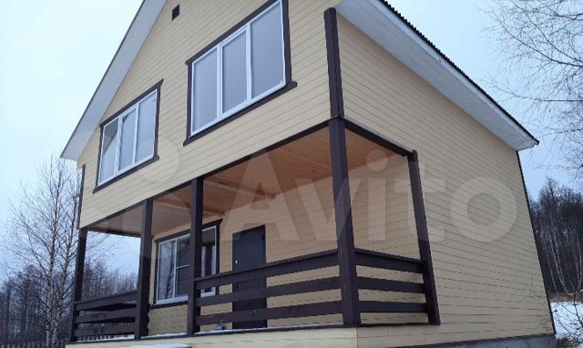 Продажа дома деревня Семенково, цена 1899000 рублей, 2021 год объявление №540839 на megabaz.ru