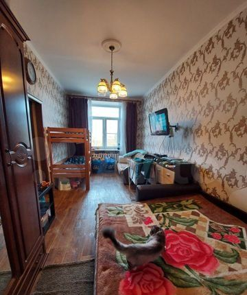 Продажа однокомнатной квартиры Лыткарино, Первомайская улица 18/5, цена 4000000 рублей, 2021 год объявление №519536 на megabaz.ru