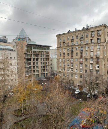 Аренда трёхкомнатной квартиры Москва, метро Охотный ряд, Брюсов переулок 6, цена 150000 рублей, 2021 год объявление №1341493 на megabaz.ru