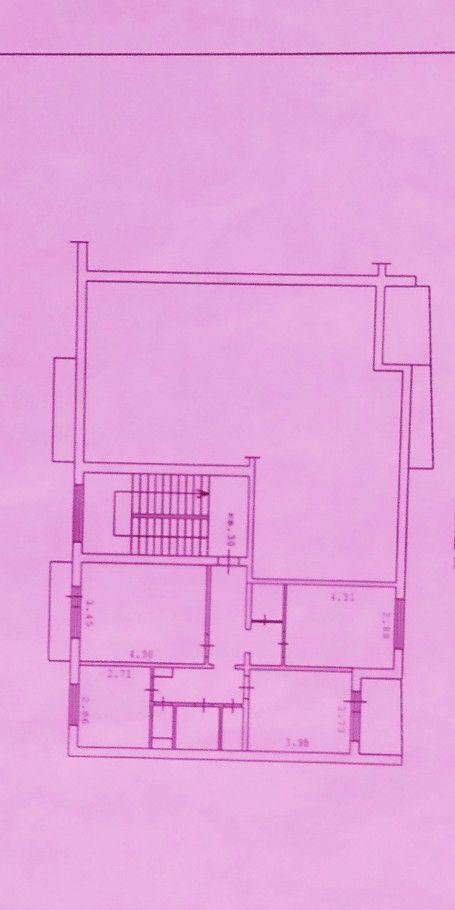 Продажа трёхкомнатной квартиры деревня Софьино, цена 5380000 рублей, 2021 год объявление №457562 на megabaz.ru