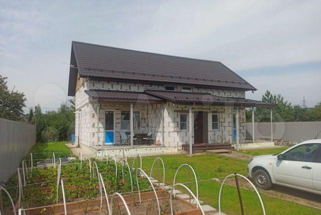 Продажа дома дачный посёлок Кратово, 3-я Садовая улица 116, цена 7500000 рублей, 2021 год объявление №405095 на megabaz.ru