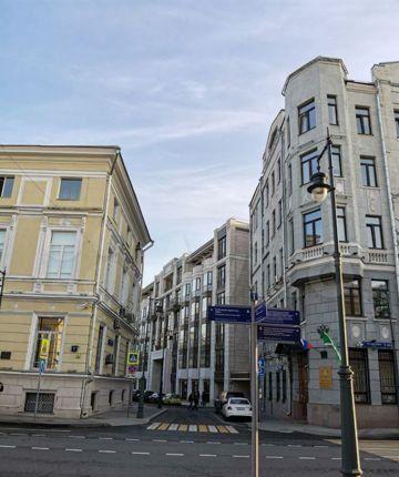Продажа двухкомнатной квартиры Москва, метро Кропоткинская, Всеволожский переулок 2с2, цена 167385500 рублей, 2021 год объявление №541725 на megabaz.ru