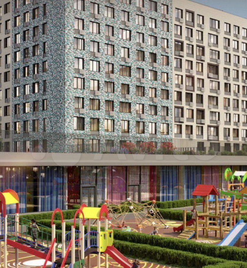 Продажа однокомнатной квартиры деревня Сапроново, цена 4950000 рублей, 2021 год объявление №666260 на megabaz.ru