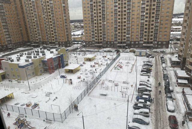 Продажа однокомнатной квартиры поселок Мебельной фабрики, Заречная улица 7А, цена 4050000 рублей, 2021 год объявление №559564 на megabaz.ru