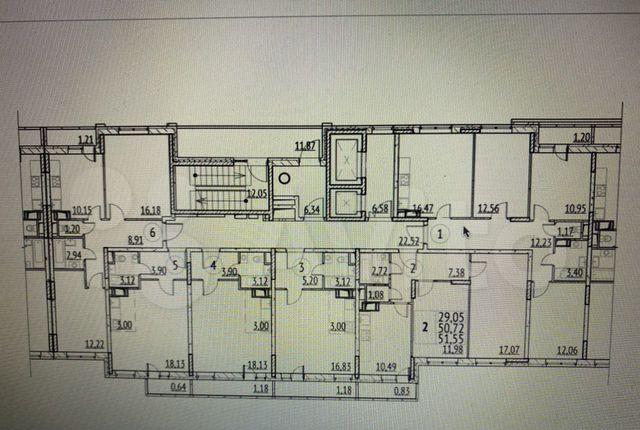 Продажа двухкомнатной квартиры Москва, метро Бунинская аллея, цена 9490000 рублей, 2021 год объявление №576633 на megabaz.ru