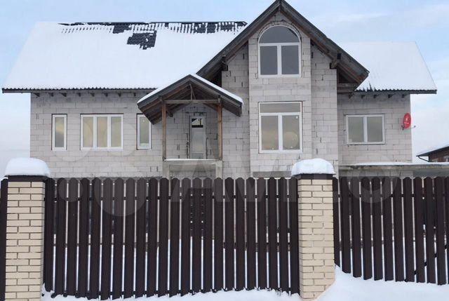 Продажа дома деревня Нефедьево, Янтарная улица, цена 14500000 рублей, 2021 год объявление №577826 на megabaz.ru