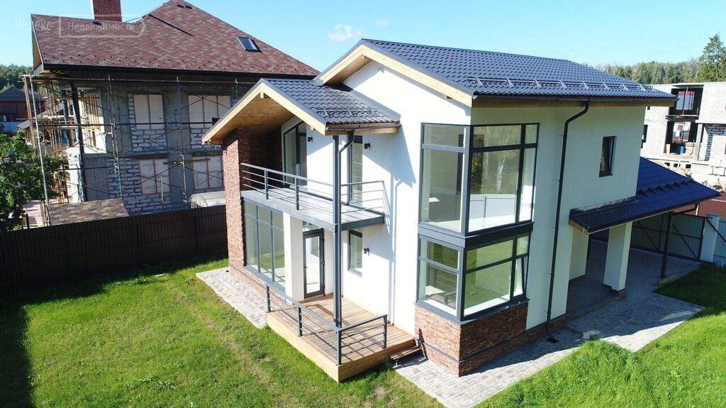 Продажа дома деревня Афанасово, цена 24504584 рублей, 2021 год объявление №599517 на megabaz.ru
