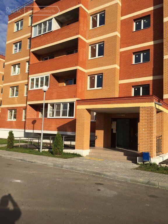 Продажа однокомнатной квартиры деревня Большие Жеребцы, метро Щелковская, цена 3250000 рублей, 2021 год объявление №541135 на megabaz.ru