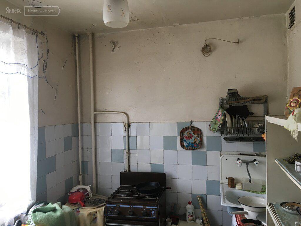 Продажа двухкомнатной квартиры Яхрома, улица Ленина 28, цена 3000000 рублей, 2021 год объявление №631014 на megabaz.ru