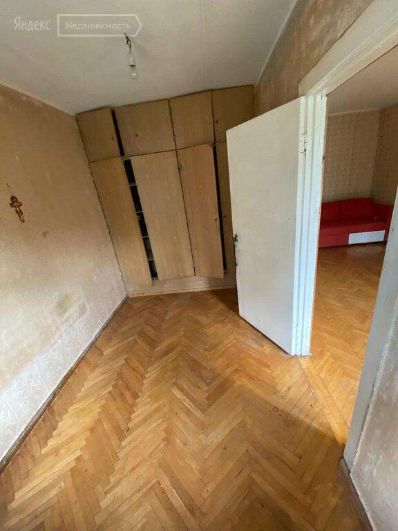 Продажа двухкомнатной квартиры рабочий посёлок Тучково, Силикатная улица 9А, цена 7400000 рублей, 2021 год объявление №541548 на megabaz.ru