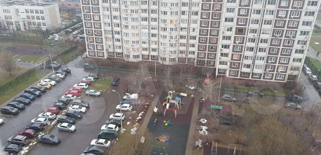 Продажа однокомнатной квартиры Москва, метро Братиславская, Перервинский бульвар 7к2, цена 7800000 рублей, 2021 год объявление №542119 на megabaz.ru