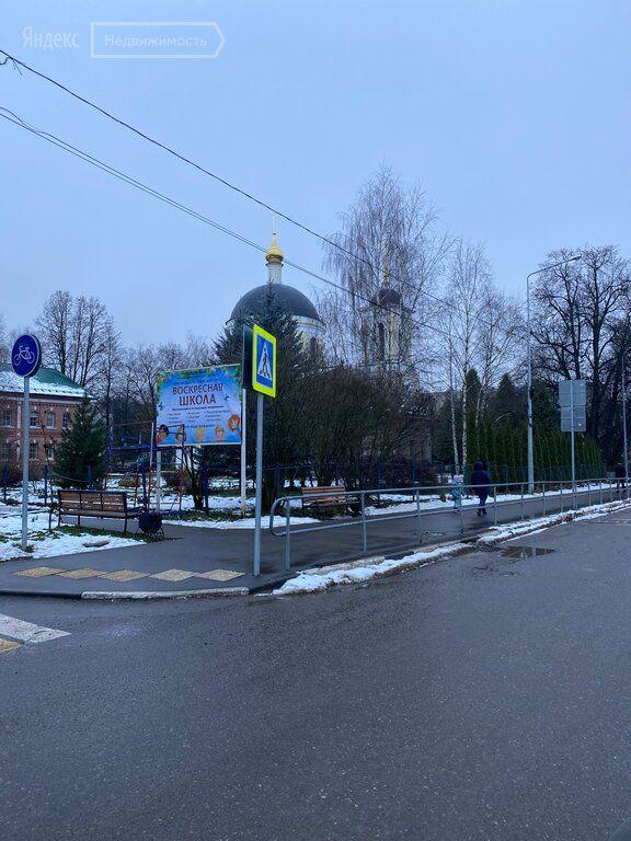 Продажа однокомнатной квартиры деревня Назарьево, цена 4000000 рублей, 2021 год объявление №542141 на megabaz.ru