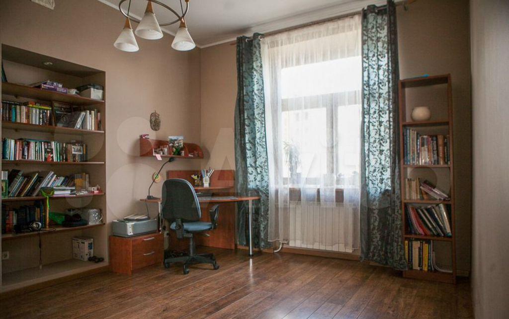 Продажа трёхкомнатной квартиры Москва, метро Чеховская, 2-й Колобовский переулок 2, цена 35500000 рублей, 2021 год объявление №611408 на megabaz.ru