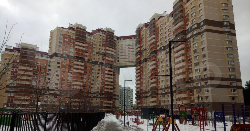 Продажа однокомнатной квартиры Котельники, улица Строителей 5, цена 7300000 рублей, 2021 год объявление №599931 на megabaz.ru