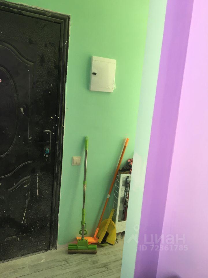 Продажа студии Жуковский, Нижегородская улица 28Б, цена 5100000 рублей, 2021 год объявление №634271 на megabaz.ru