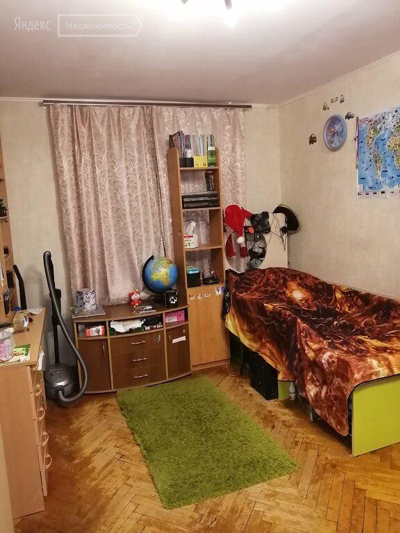 Продажа однокомнатной квартиры Реутов, метро Новокосино, Комсомольская улица 9, цена 5400000 рублей, 2021 год объявление №588527 на megabaz.ru