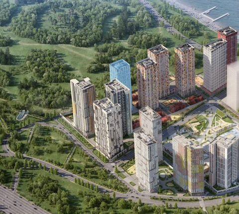 Продажа двухкомнатной квартиры деревня Раздоры, цена 9900000 рублей, 2021 год объявление №576179 на megabaz.ru