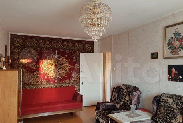 Продажа двухкомнатной квартиры рабочий посёлок Калининец, Фабричная улица 3, цена 3400000 рублей, 2021 год объявление №553032 на megabaz.ru