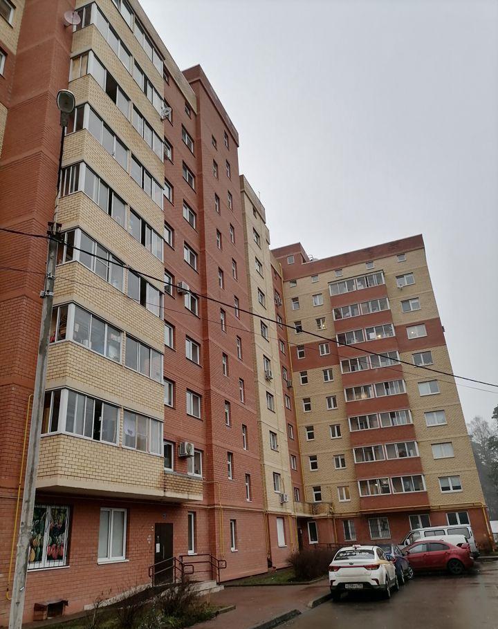 Продажа однокомнатной квартиры село Тарасовка, Центральная улица 11, цена 3350000 рублей, 2021 год объявление №542889 на megabaz.ru
