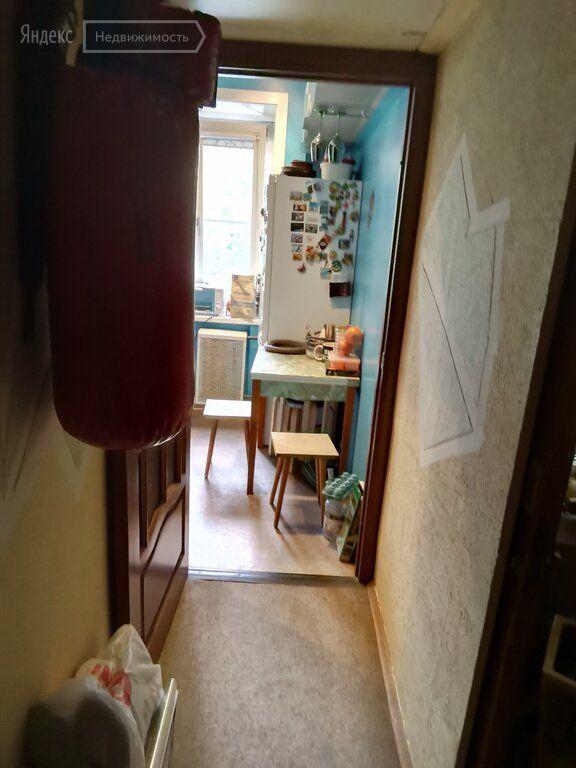 Продажа двухкомнатной квартиры Москва, метро Измайловская, Никитинская улица 27к1, цена 10900000 рублей, 2021 год объявление №660250 на megabaz.ru