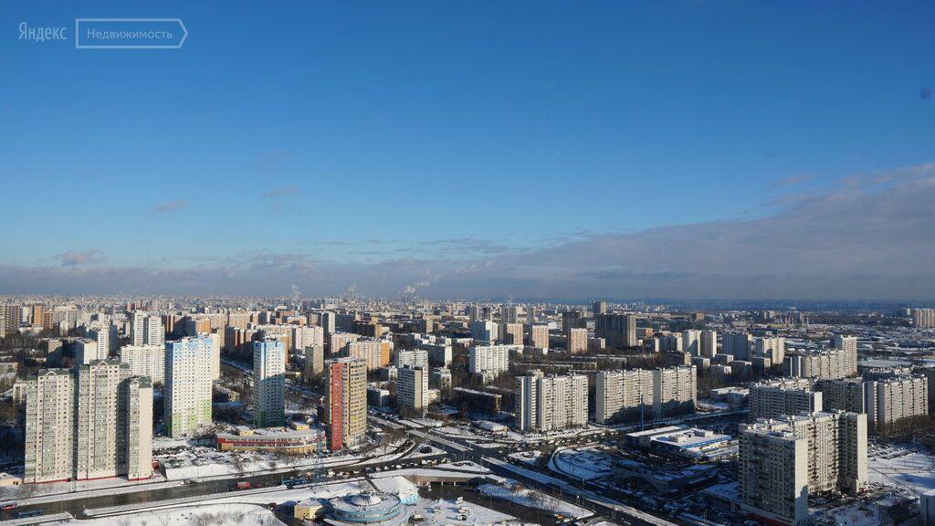 Продажа четырёхкомнатной квартиры Москва, метро Чертановская, цена 44000000 рублей, 2021 год объявление №565183 на megabaz.ru