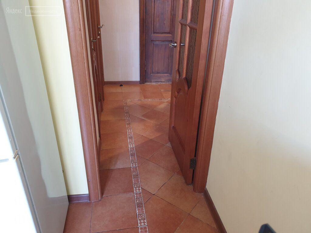 Продажа однокомнатной квартиры деревня Жилино, улица Строителей 2, цена 1250000 рублей, 2021 год объявление №563620 на megabaz.ru