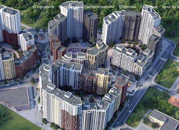 Продажа двухкомнатной квартиры поселок Нагорное, метро Медведково, Липкинское шоссе 1, цена 7800000 рублей, 2021 год объявление №355360 на megabaz.ru