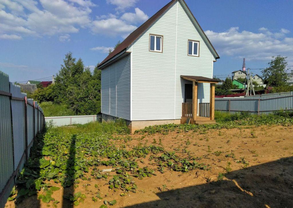 Продажа дома село Домодедово, цена 3720000 рублей, 2020 год объявление №498521 на megabaz.ru