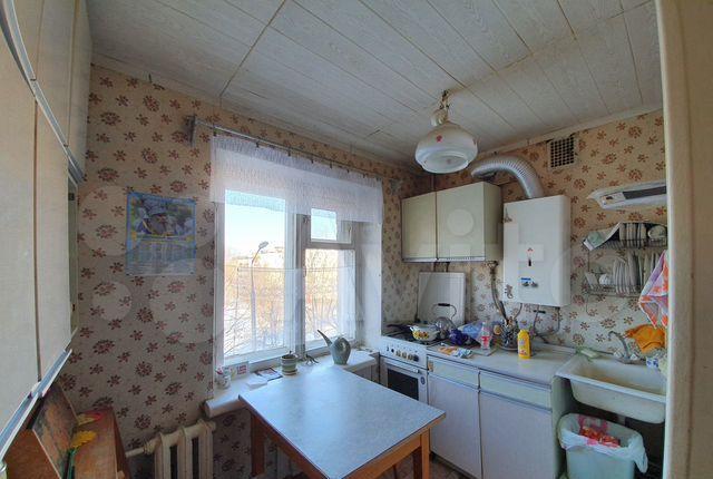 Продажа трёхкомнатной квартиры деревня Демихово, цена 2000000 рублей, 2021 год объявление №585800 на megabaz.ru