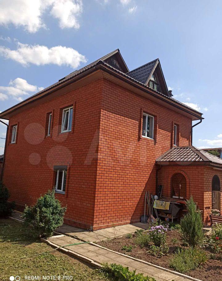 Продажа дома село Ивановское, цена 20500000 рублей, 2021 год объявление №567112 на megabaz.ru