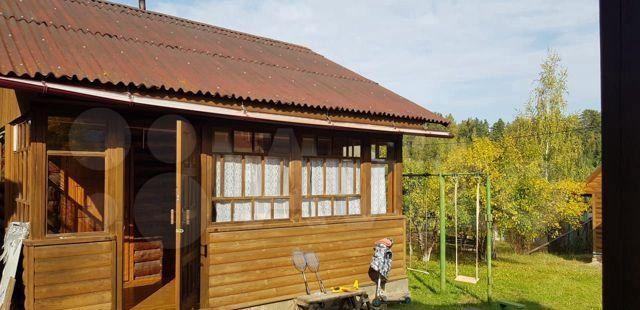 Продажа дома рабочий посёлок Тучково, цена 2550000 рублей, 2021 год объявление №526125 на megabaz.ru